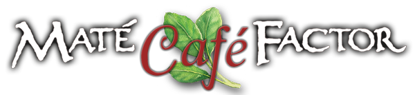 Mate' Factor Cafe' logo